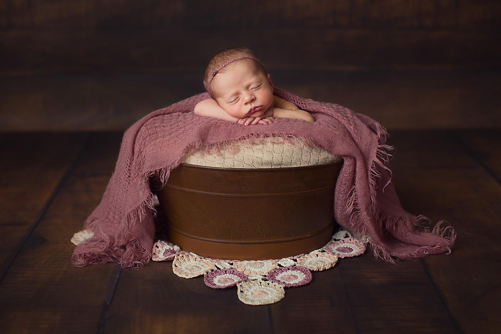 newborn portait brisbane