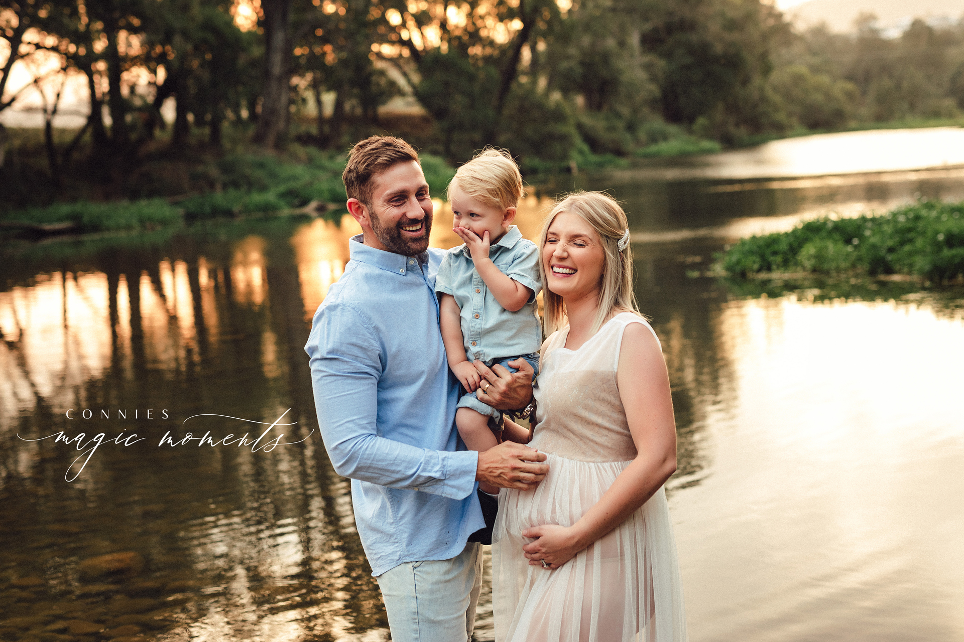 connie's magic moments, maternity newborn photographer helensvale